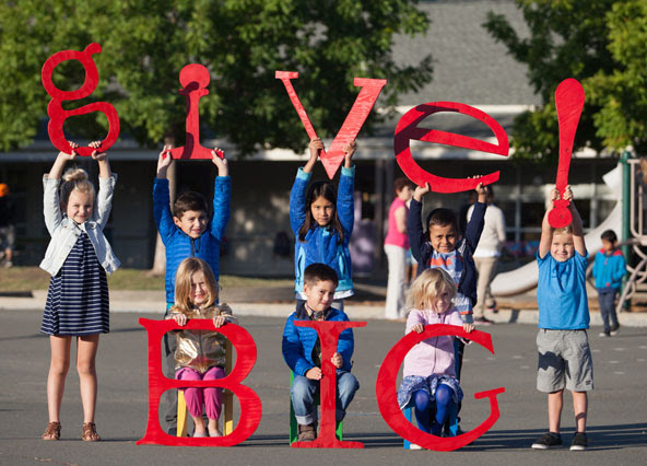 Give Big! Featured in the St Helena Star