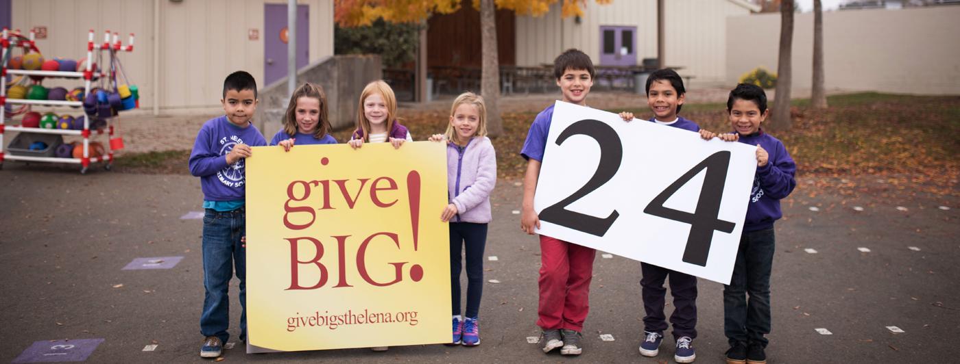 Give Big!