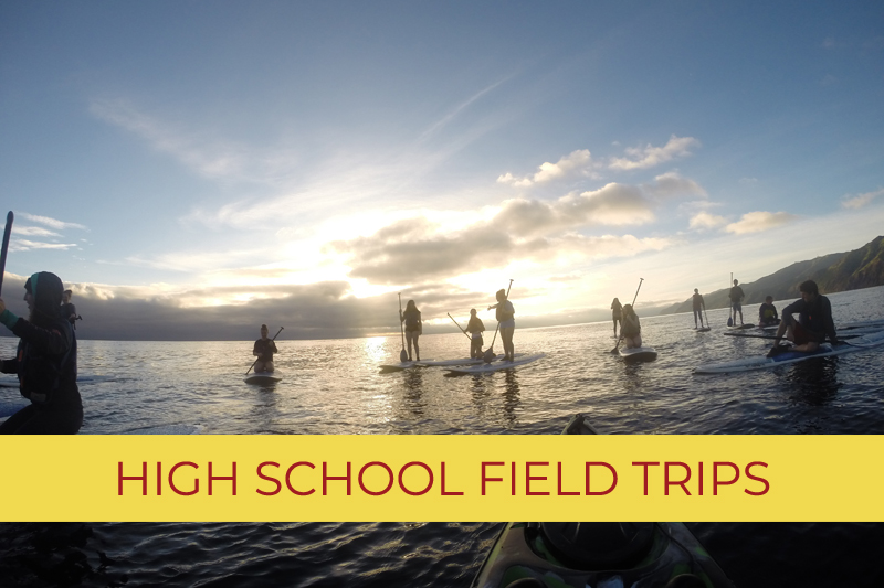 High School - Field Trips Funded by Give BIG!