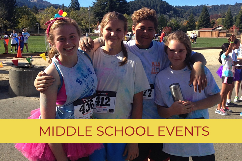 Middle School - Social and Community Enrichment Funded by Give BIG!